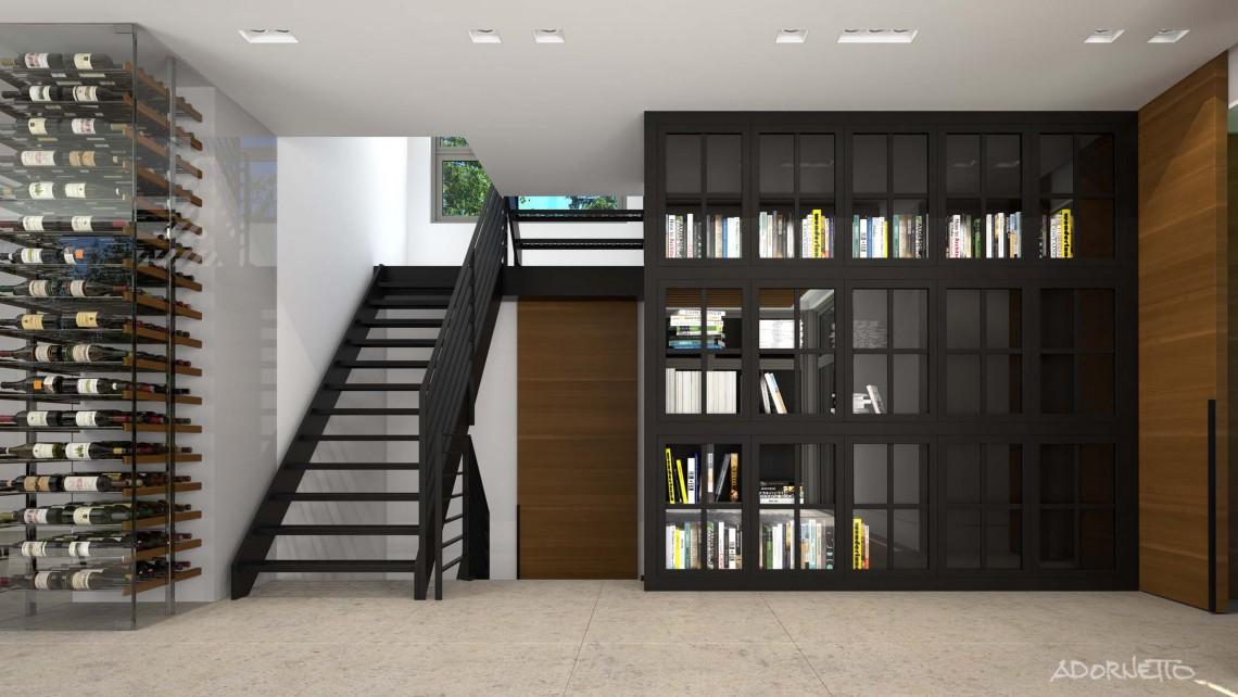 web projet 002 Le Fairmont - 05 Bibliotheque