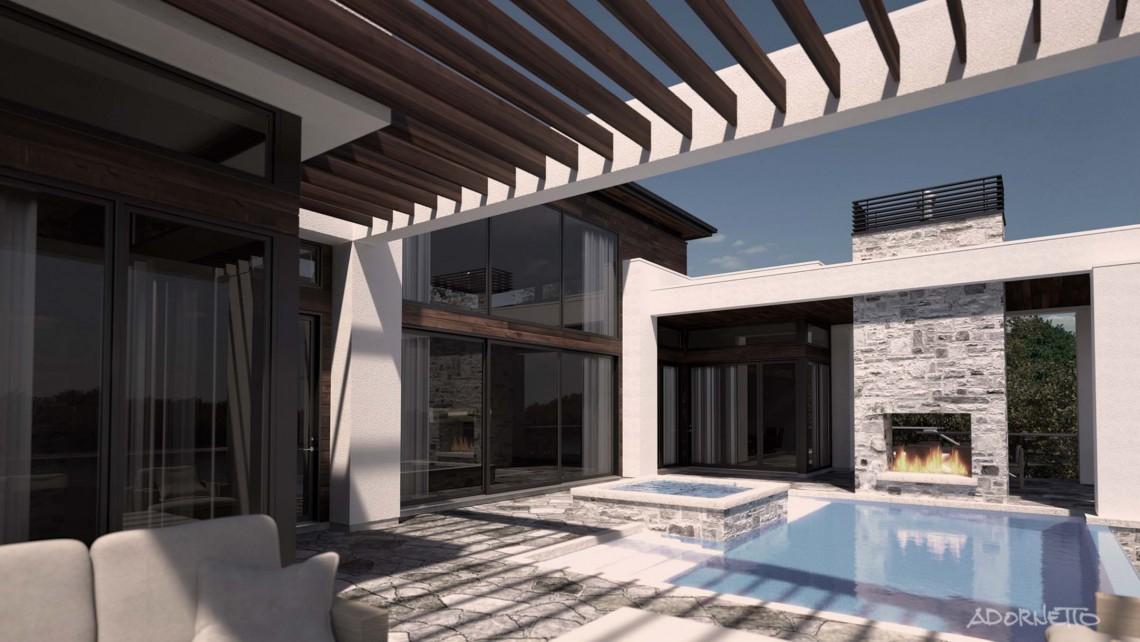 web projet 009 Le Lac Masson - 11 Terrasse 2 3D