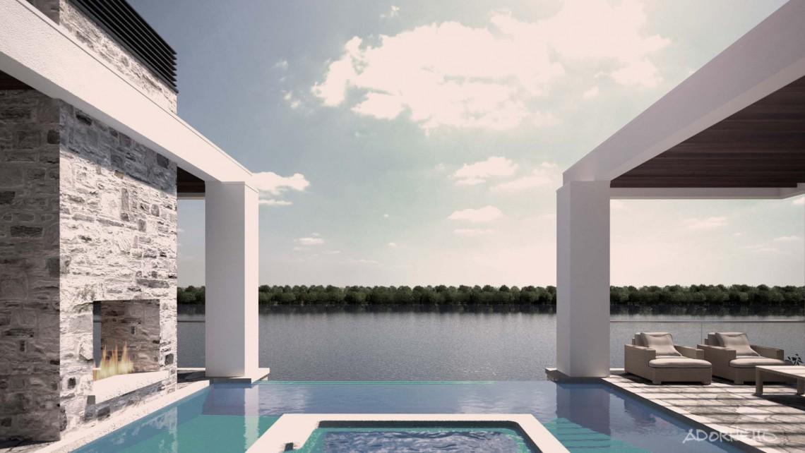 web projet 009 Le Lac Masson - 12 Terrasse 3 3D