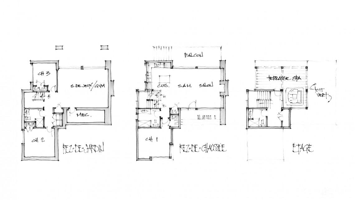 web projet 014 Le Belvédère - 03 Plancher